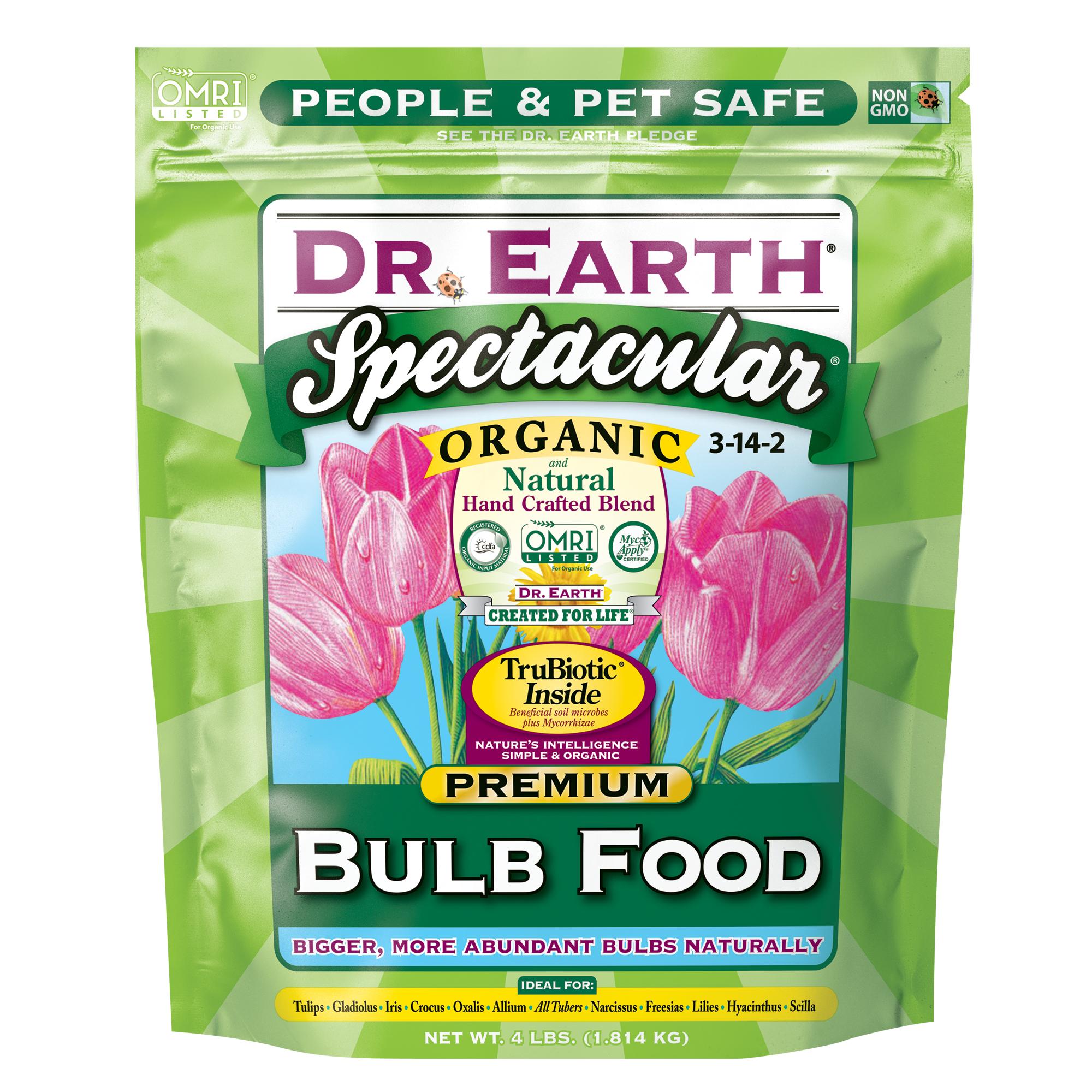 SPECTACULAR® BULB FOOD 4lb