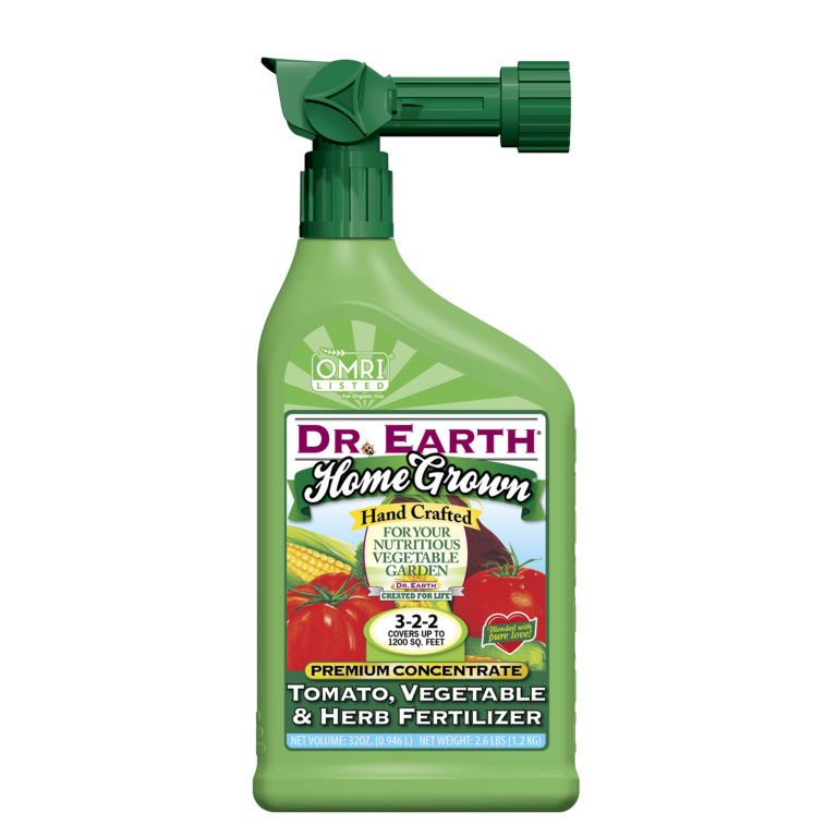 HOME GROWN® TOMATO, VEGETABLE & HERB LIQUID FERTILIZER 32oz