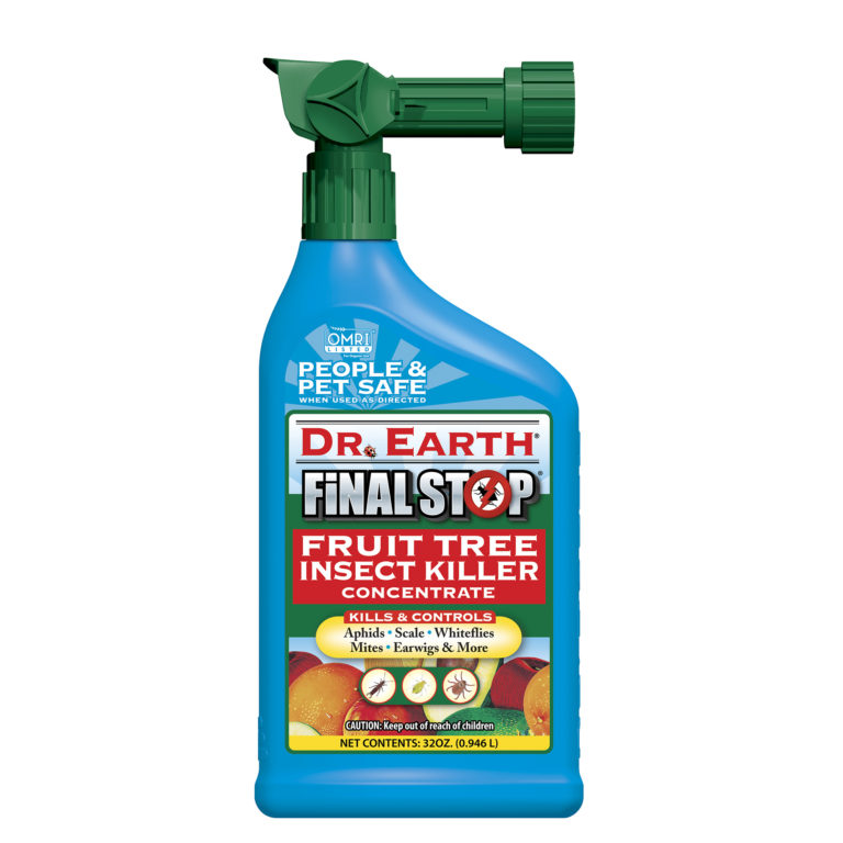 FINAL STOP® FRUIT TREE INSECT KILLER READY TO SPRAY
