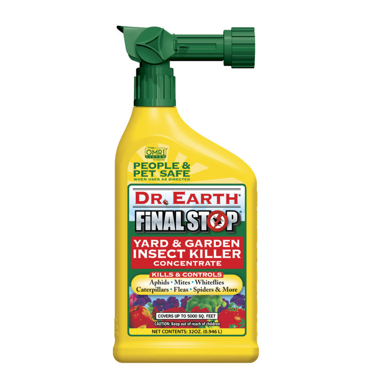 FINAL STOP® YARD & GARDEN INSECT KILLER READY TO SPRAY