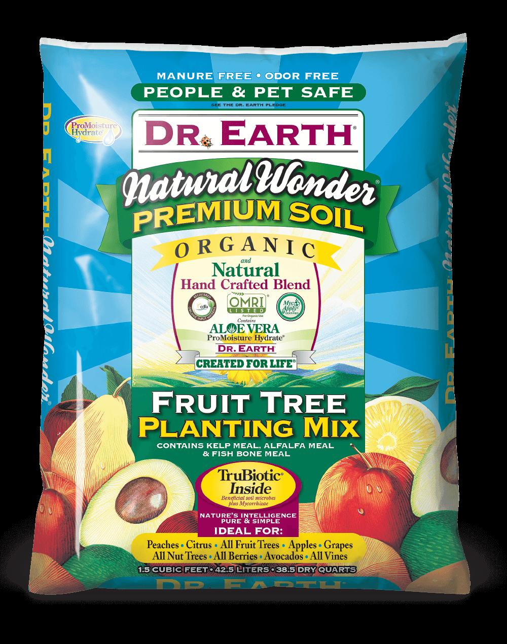 NATURAL WONDER® FRUIT TREE PLANTING MIX