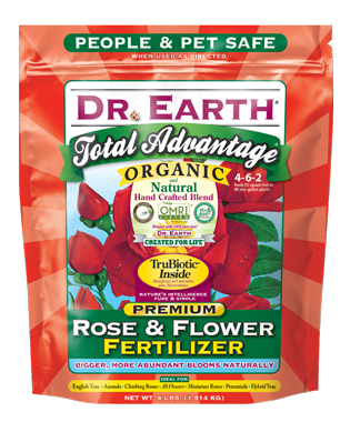 Total Advantage Rose & Flower Fertilizer