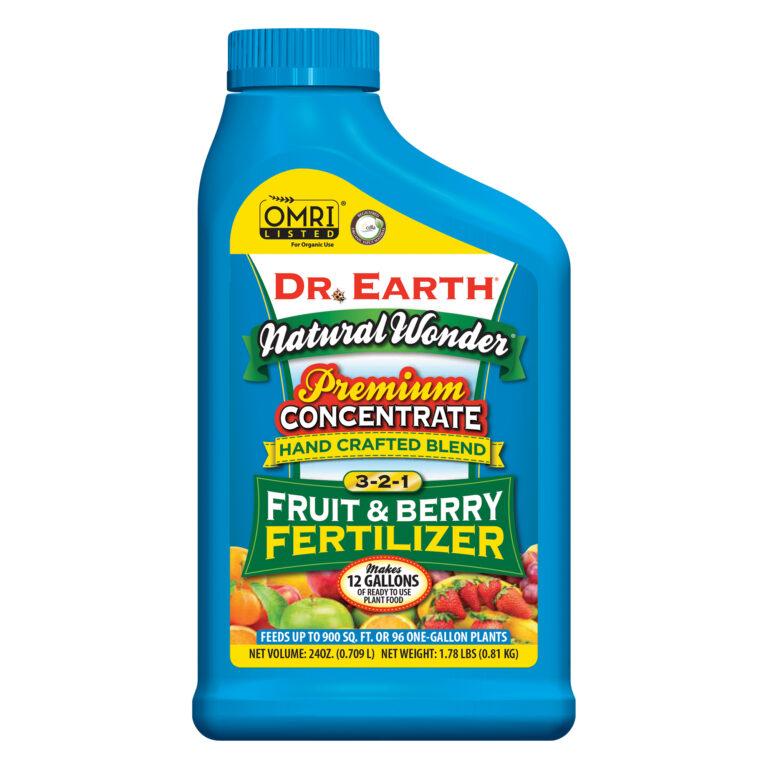 NATURAL WONDER® FRUIT & BERRY FERTILIZER 24oz