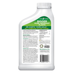 Pure Gold Liquid Fertilizer Product Information