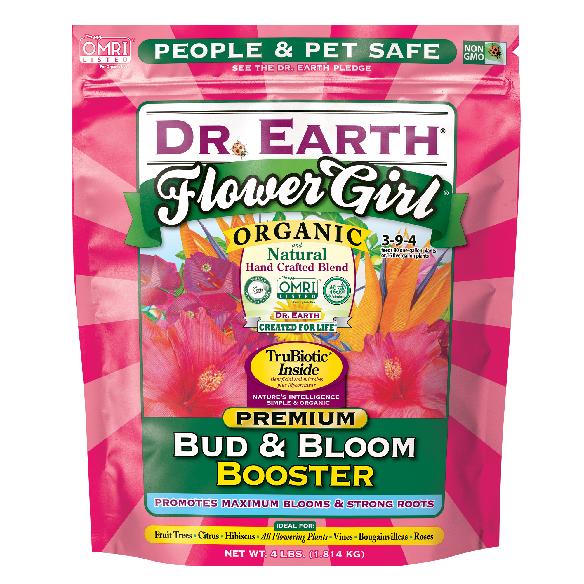 FLOWER GIRL® BUD & BLOOM BOOSTER 4lb