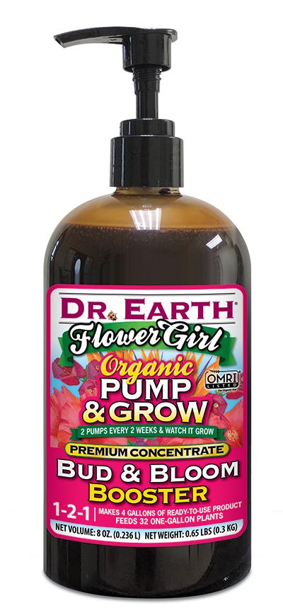 PUMP & GROW FLOWER GIRL® BUD & BLOOM BOOSTER 8oz