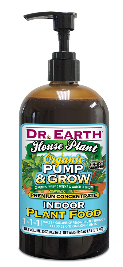HOUSE PLANT LIQUID PLANT FOOD 8oz