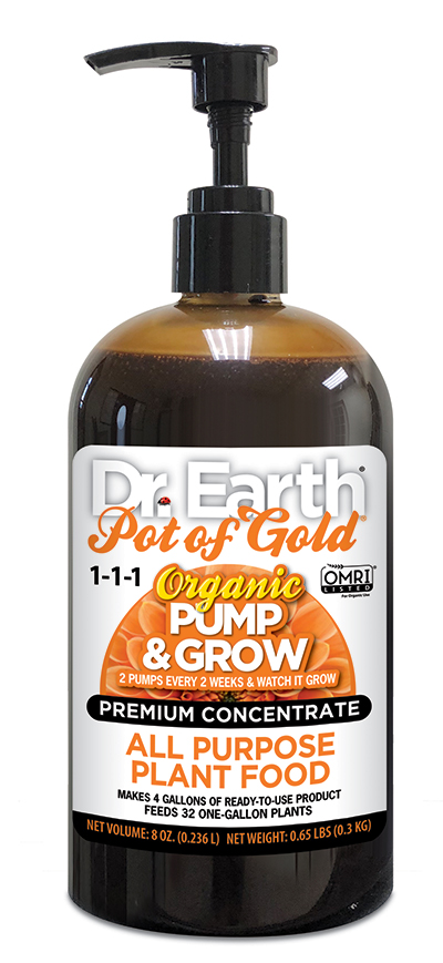 POT OF GOLD® ALL PURPOSE LIQUID PLANT FOOD 8oz