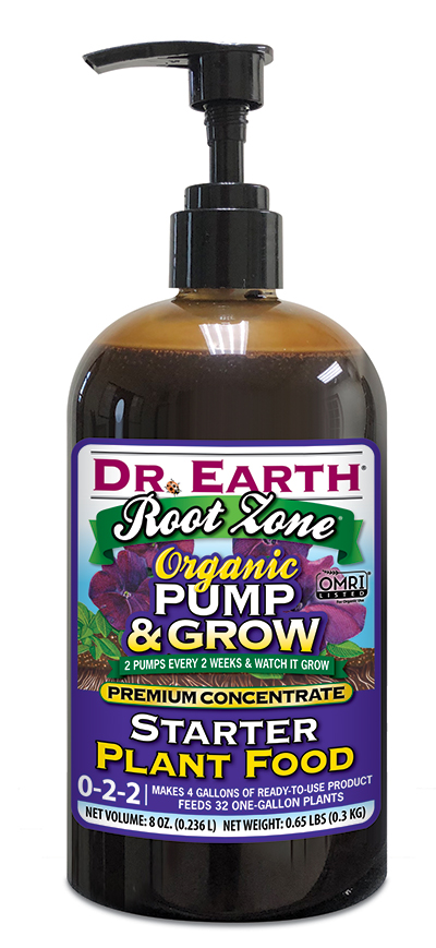 ROOT ZONE® PLANT FOOD 8oz