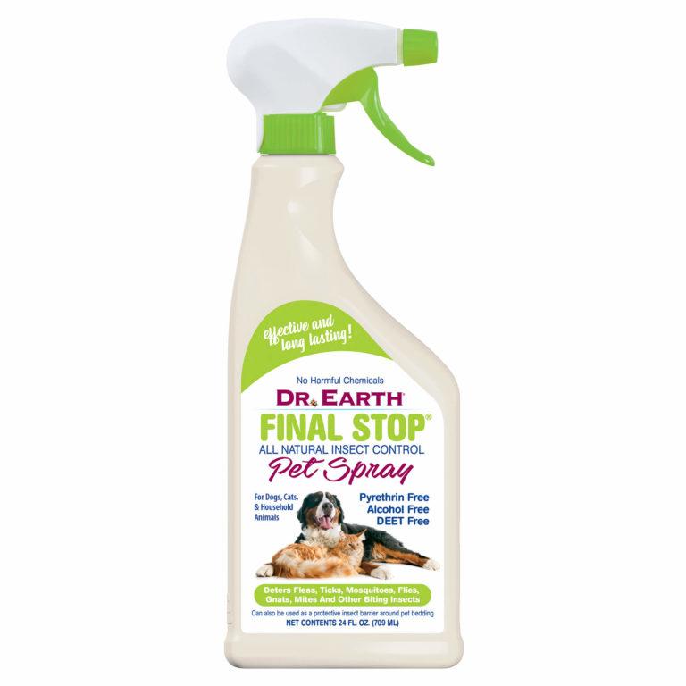 FINAL STOP® PEST CONTROL PET SPRAY