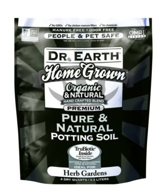 Home Grown Potting Soil