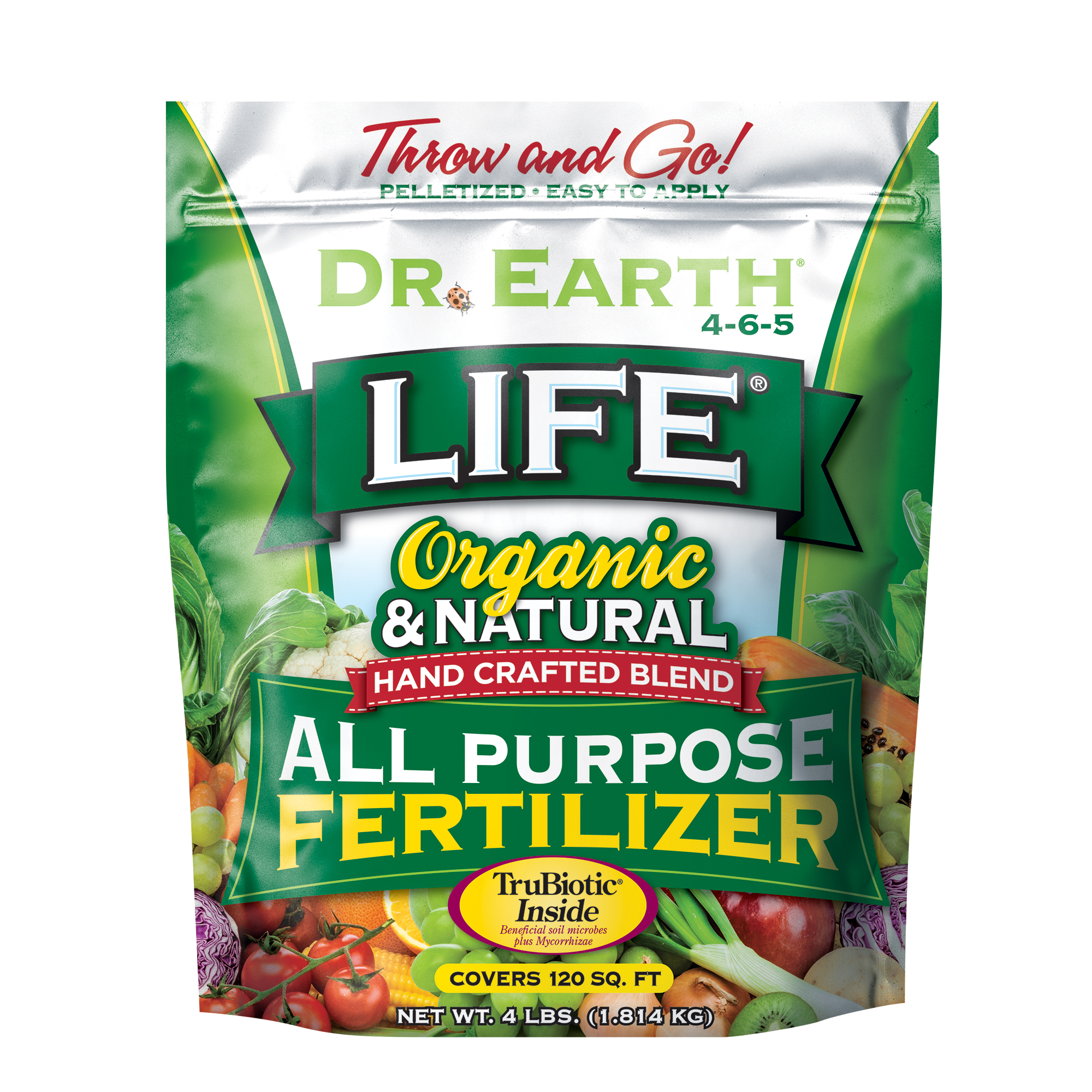 LIFE® ALL PURPOSE FERTILIZER