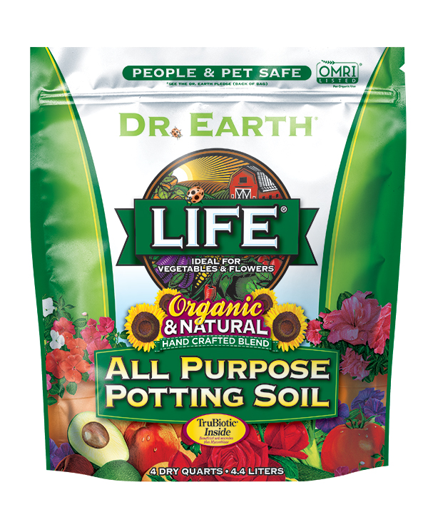 LIFE® ALL PURPOSE POTTING SOIL