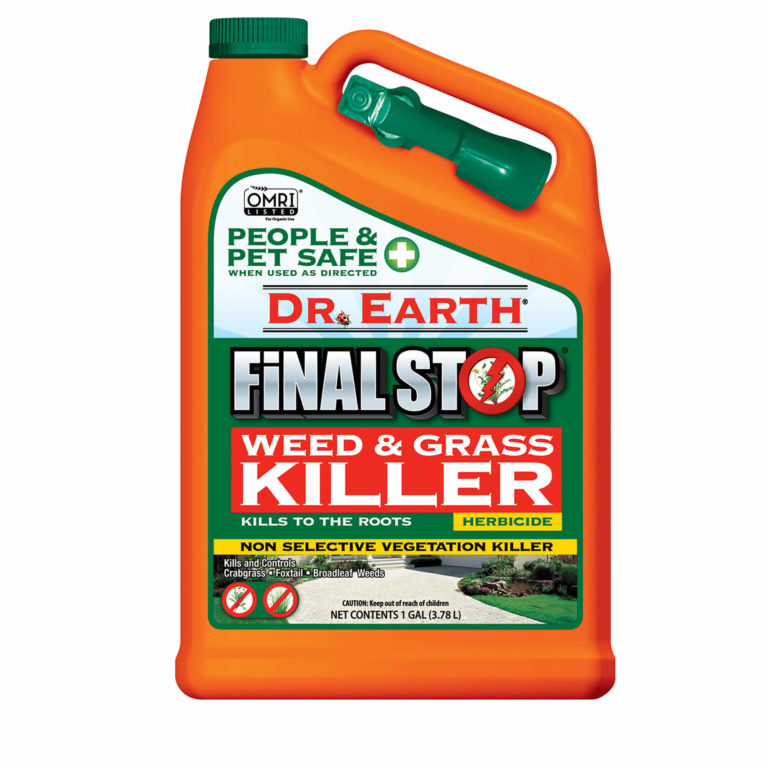 FINAL STOP® WEED & GRASS HERBICIDE 1 GALLON