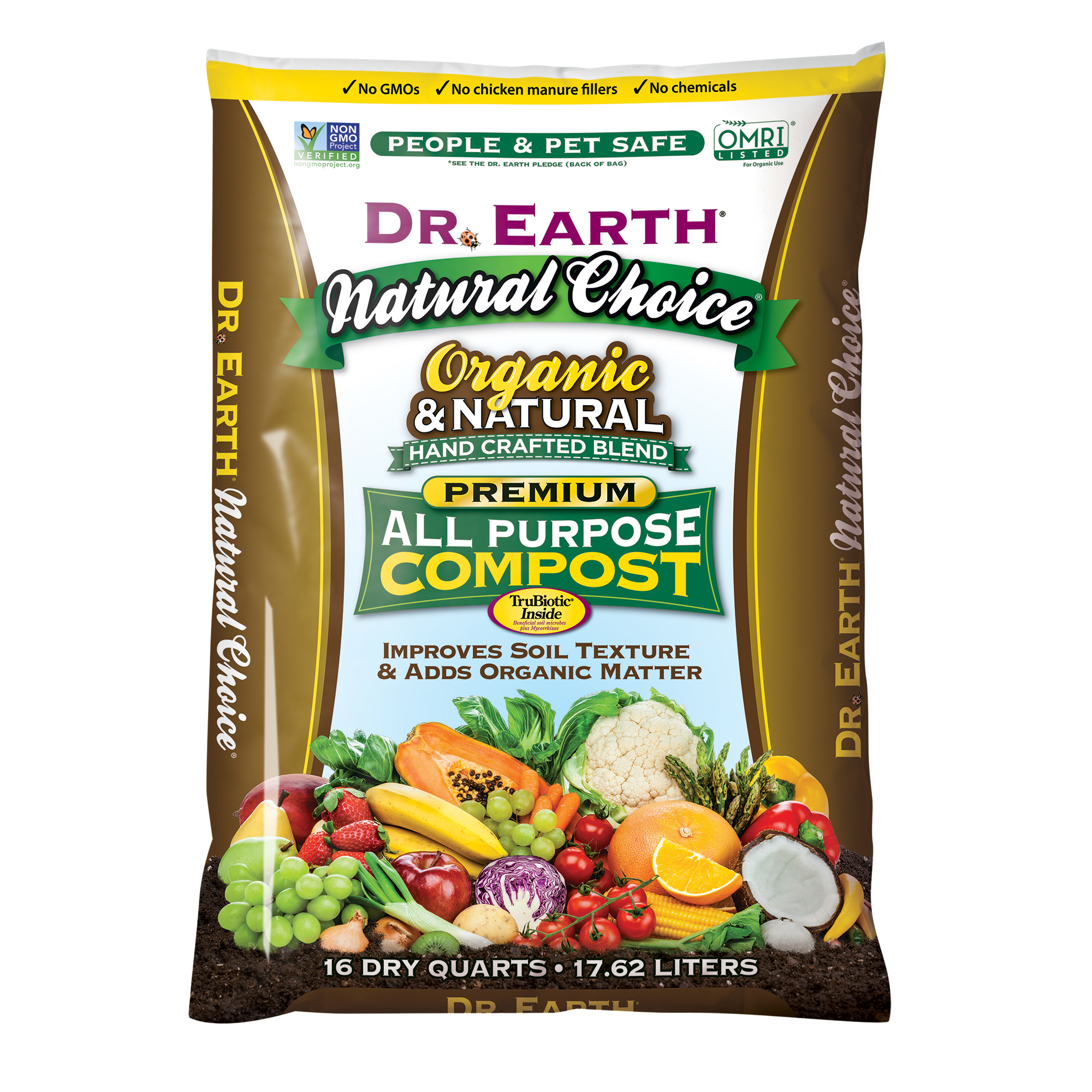 NATURAL CHOICE® ALL PURPOSE COMPOST