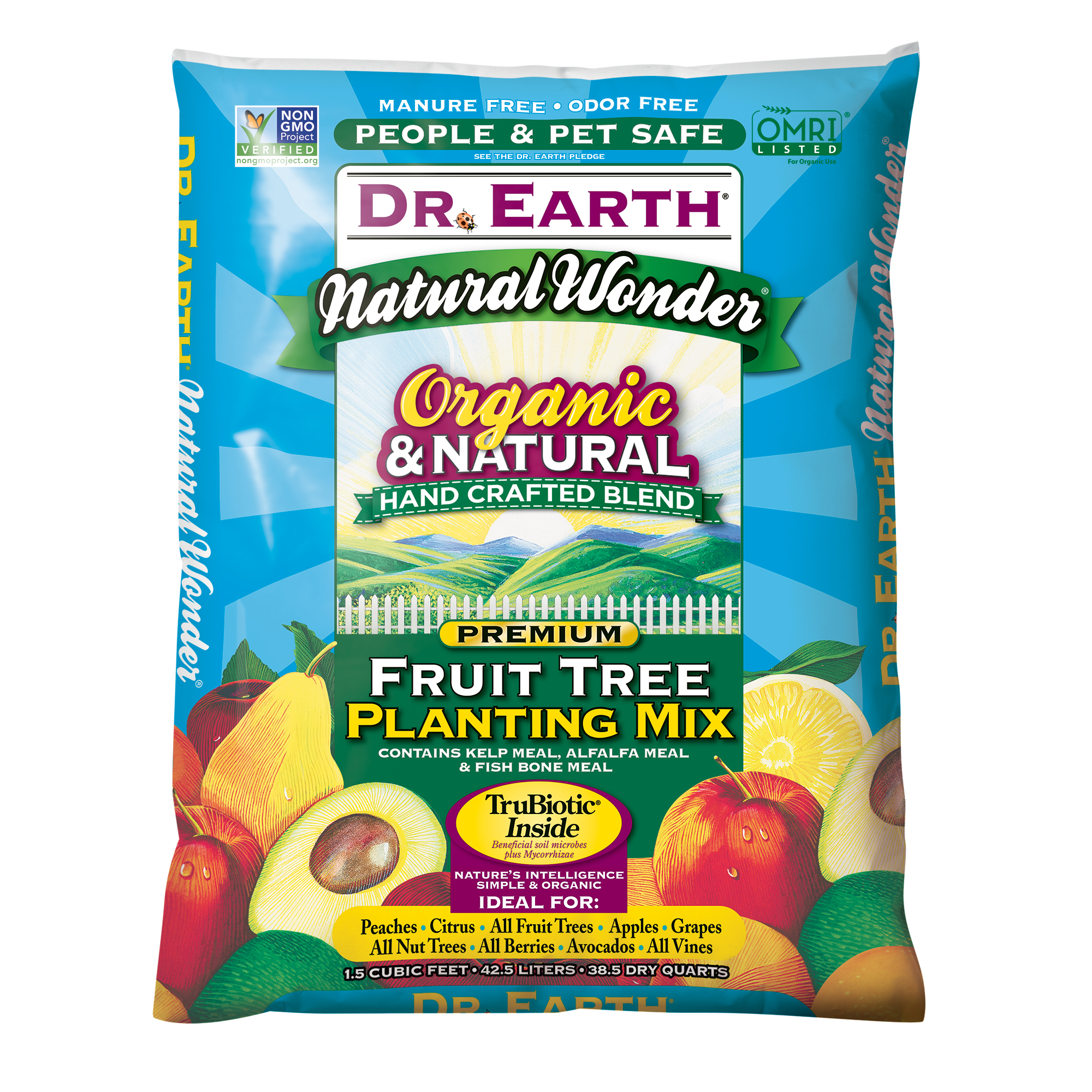 NATURAL WONDER® FRUIT TREE PLANTING MIX