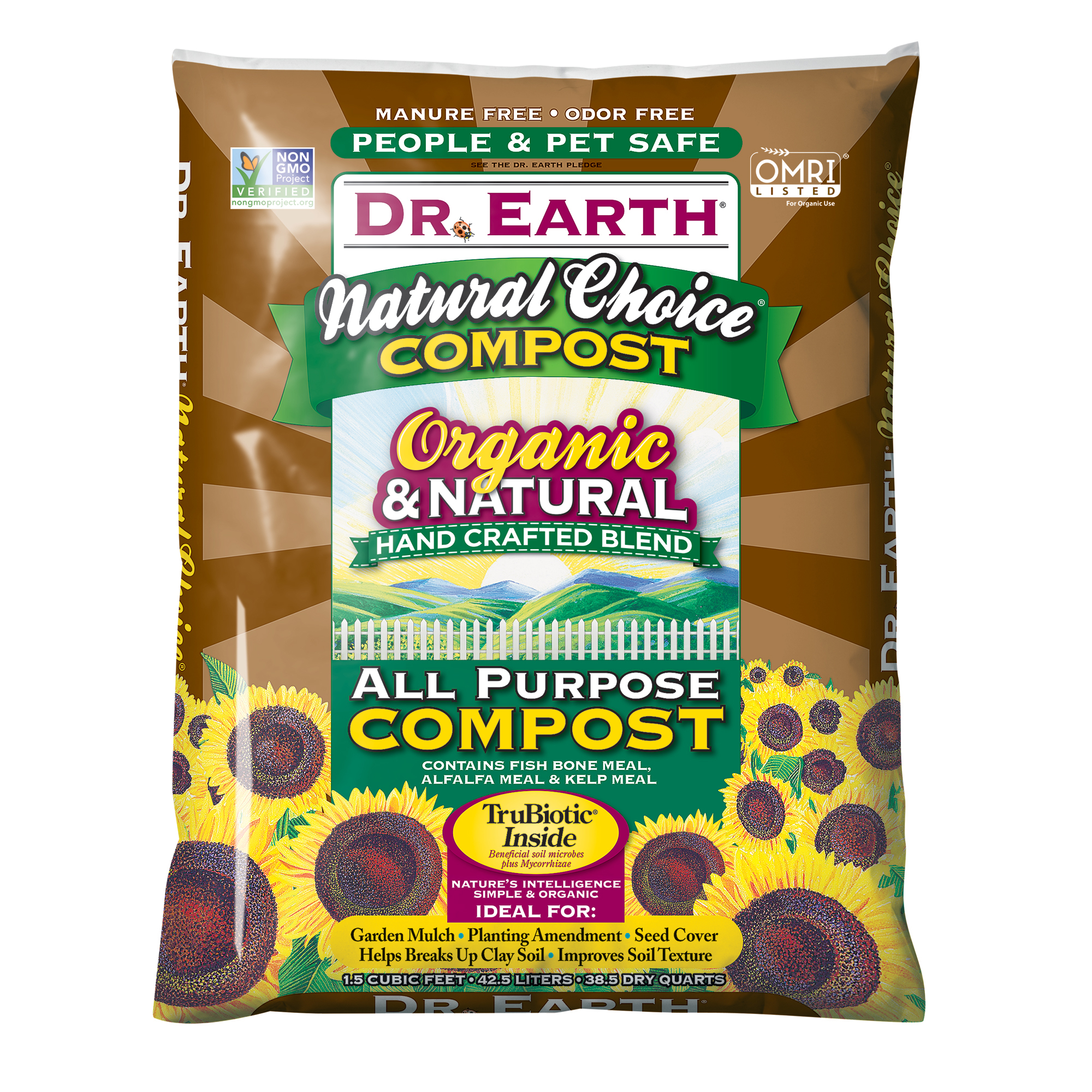 NATURAL CHOICE® ALL PURPOSE COMPOST 1.5cf