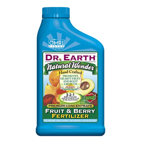 NATURAL WONDER® FRUIT & BERRY FERTILIZER 24oz