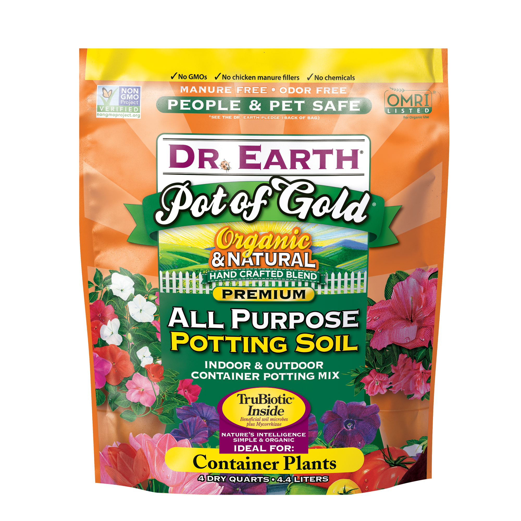 POT OF GOLD® ALL PURPOSE POTTING SOIL