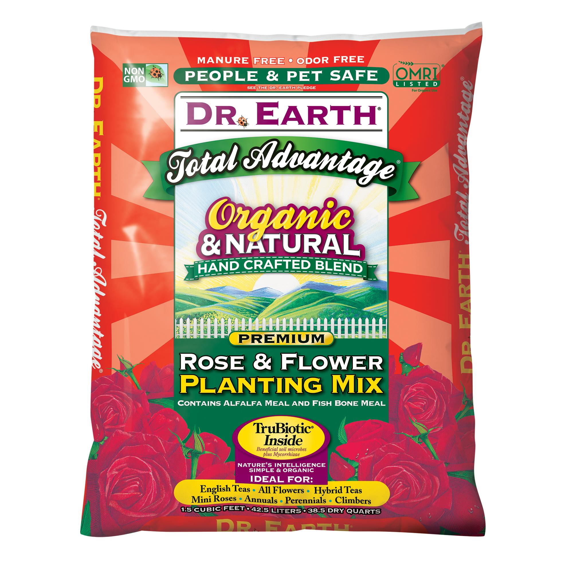 TOTAL ADVANTAGE® ROSE & FLOWER PLANTING MIX