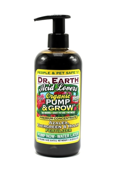 ACID LOVERS® AZALEA, EVERGREEN & HOLLY FERTILIZER 8oz
