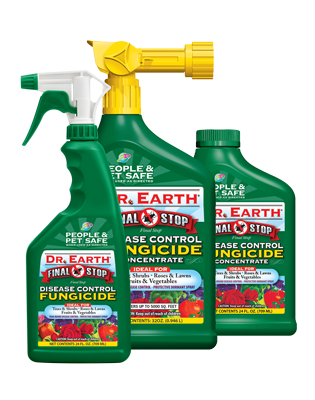 Final Stop® Disease Control Fungicide | Doctor Earth