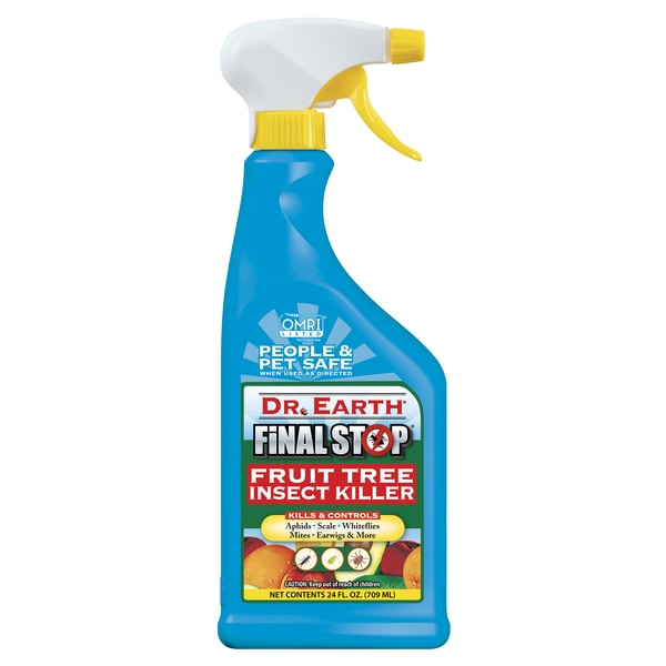 FINAL STOP® FRUIT TREE INSECT KILLER 24oz RTU