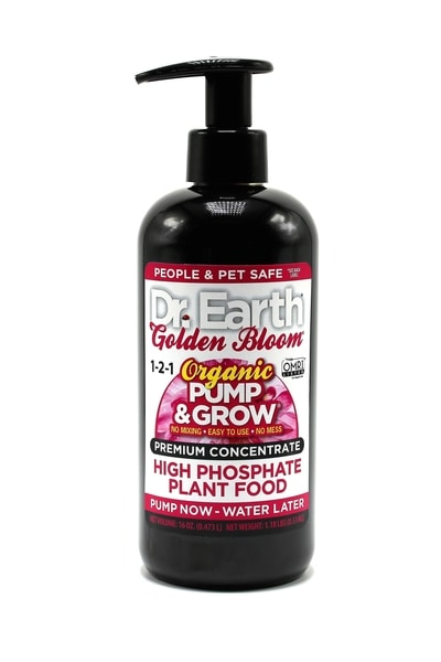 GOLDEN BLOOM® HIGH PHOSPHATE LIQUID PLANT FOOD 16oz