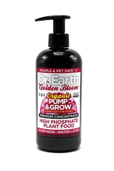 GOLDEN BLOOM® HIGH PHOSPHATE LIQUID PLANT FOOD 16oz