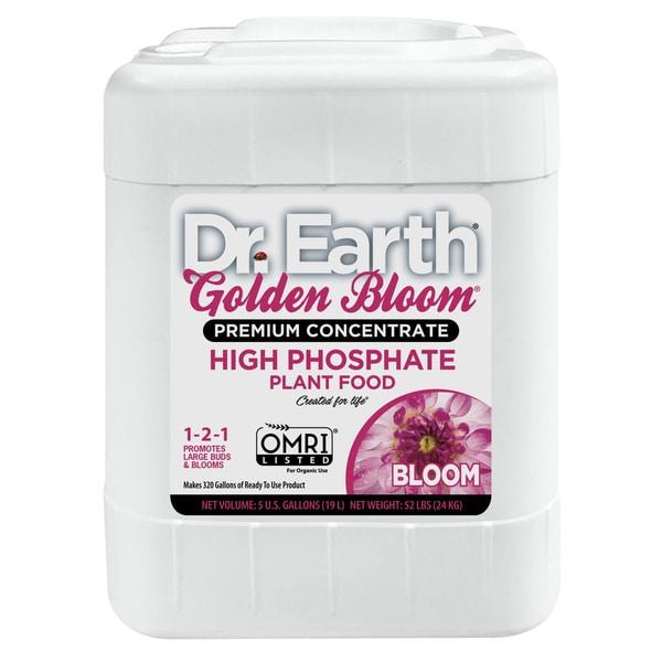 GOLDEN BLOOM® HIGH PHOSPHATE LIQUID PLANT FOOD 5gal