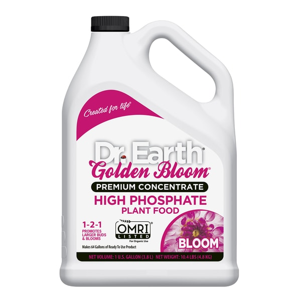 GOLDEN BLOOM® HIGH PHOSPHATE LIQUID PLANT FOOD 1gal