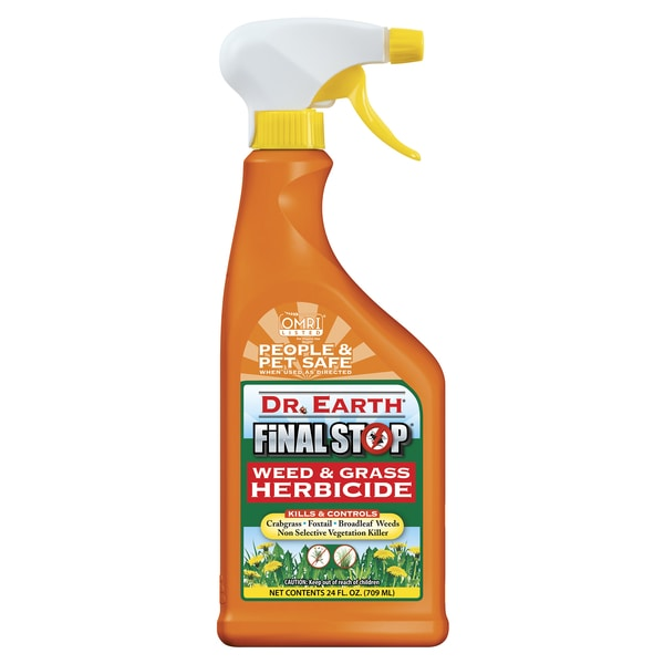 FINAL STOP® WEED & GRASS HERBICIDE 24oz RTU