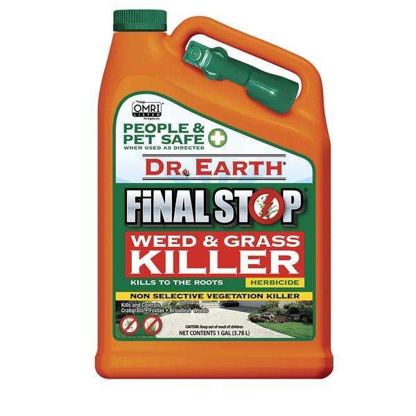 FINAL STOP® WEED & GRASS HERBICIDE Gallon