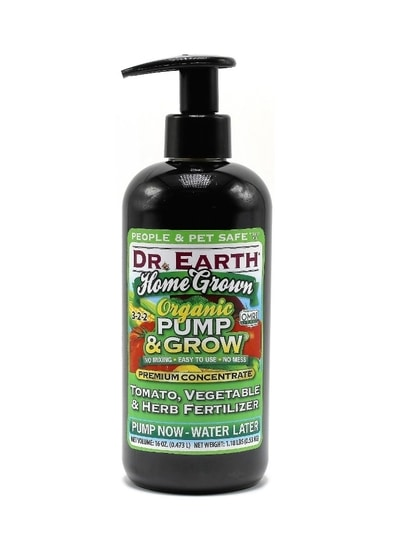 HOME GROWN® TOMATO, VEGETABLE & HERB LIQUID FERTILIZER 16oz