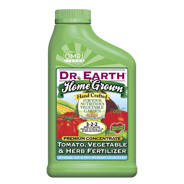 HOME GROWN® TOMATO, VEGETABLE & HERB LIQUID FERTILIZER 24oz