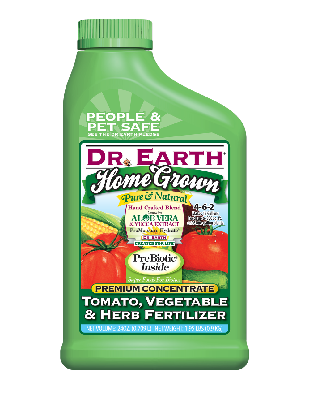 Is Organic Food Grown With Fertilizer