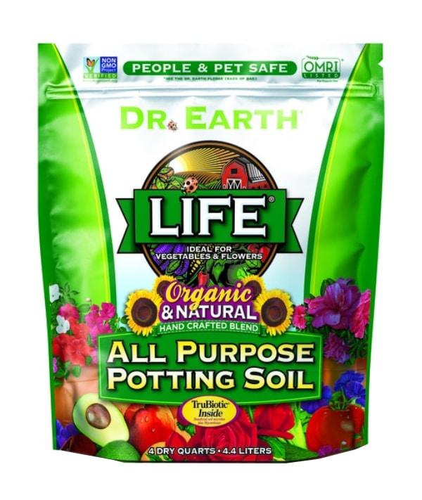 LIFE® ALL PURPOSE POTTING SOIL