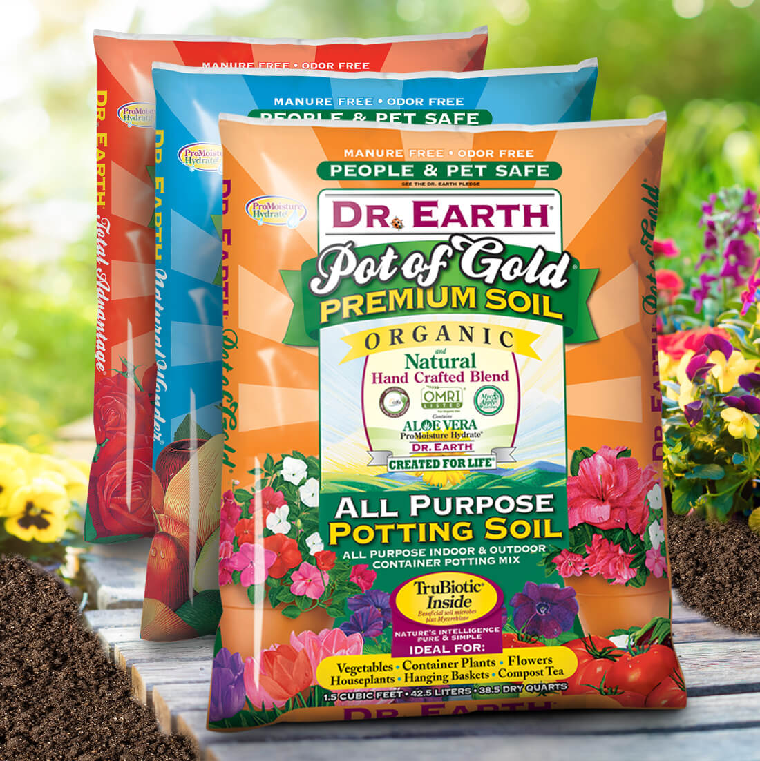natural soils