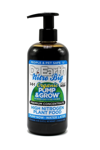 NITRO BIG® HIGH NITROGEN LIQUID PLANT FOOD 16oz