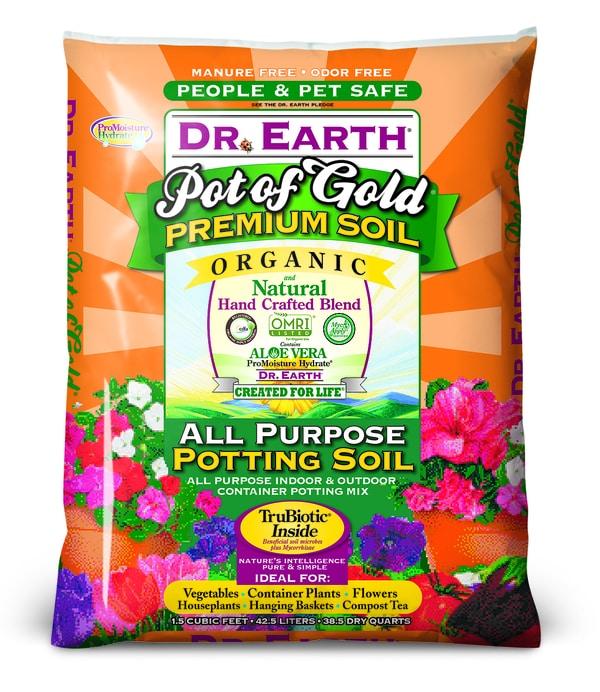 POT OF GOLD® ALL PURPOSE POTTING SOIL 16 quart