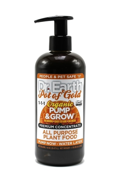 POT OF GOLD® ALL PURPOSE LIQUID PLANT FOOD 16oz