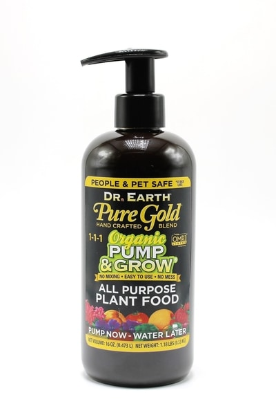 PURE GOLD® ALL PURPOSE LIQUID FERTILIZER 16oz