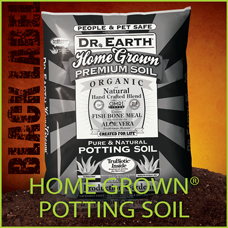 Home Grown Potting Soil Black Label