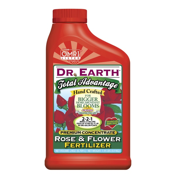 TOTAL ADVANTAGE® ROSE & FLOWER LIQUID FERTILIZER 24oz