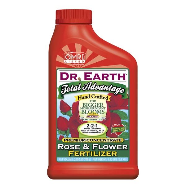 TOTAL ADVANTAGE® ROSE & FLOWER LIQUID FERTILIZER 24oz