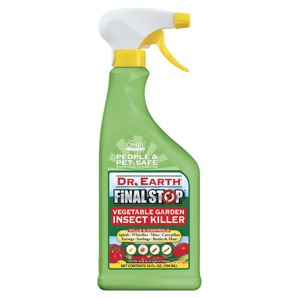 FINAL STOP® VEGETABLE GARDEN INSECT KILLER READY TO USE