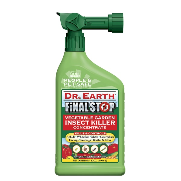 FINAL STOP® VEGETABLE GARDEN INSECT KILLER 32OZ RTS