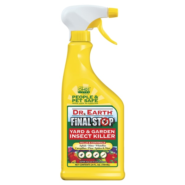 FINAL STOP® YARD & GARDEN INSECT KILLER READY TO USE